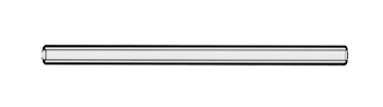 Capillary Quartz Injector 4.0mm