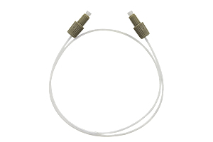 Nebulizer Gas Line with 2 Ratchet Fittings